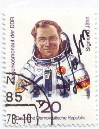 40 ans de la mission Soyouz 31 / Sigmund Jähn devient le premier allemand dans l'espace Soyouz15