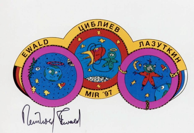 L'astronaute Reinhold Ewald prend sa retraite de l'ESA Soyouz16