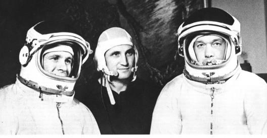 14 janvier 1969 / 50 ans de la mission Soyouz 4 puis Soyouz 5 Soyouz25