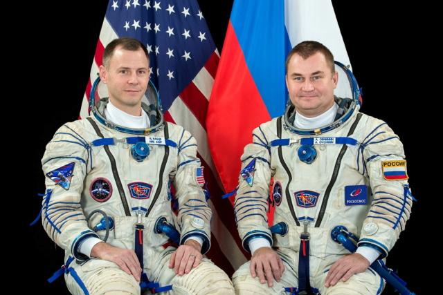 11 octobre 2018 - Echec du lancement de la capsule Soyouz MS-10 Soyuz-10