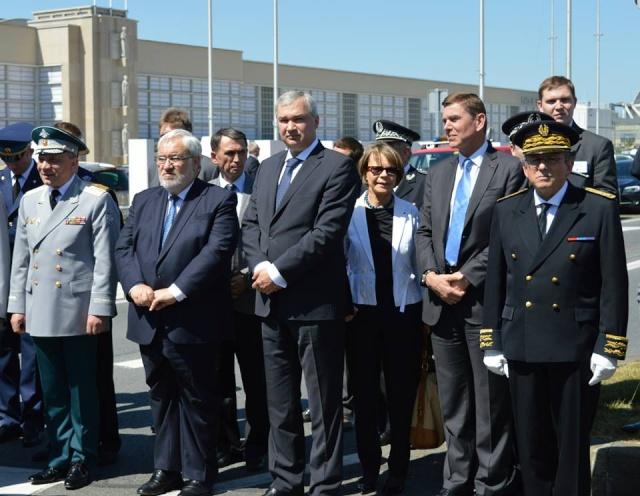 4 juin 2015 - Inauguration de l'exposition Normandie Niemen au Musée de l'Air et de l'Espace au Bourget  Stef_n10