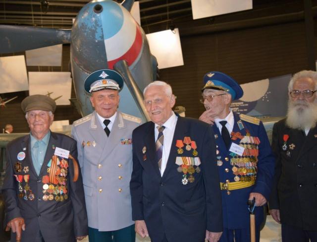 4 juin 2015 - Inauguration de l'exposition Normandie Niemen au Musée de l'Air et de l'Espace au Bourget  Stef_n14