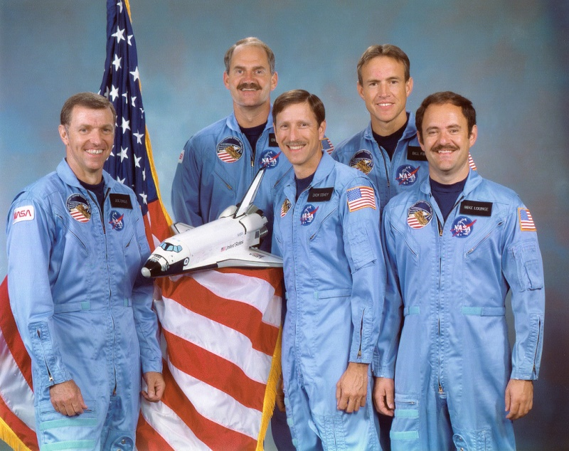 STS-51i / 30ème anniversaire Sts-5110