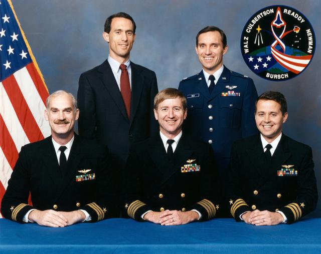 25ème anniversaire du lancement de la mission STS-51 Sts-5112