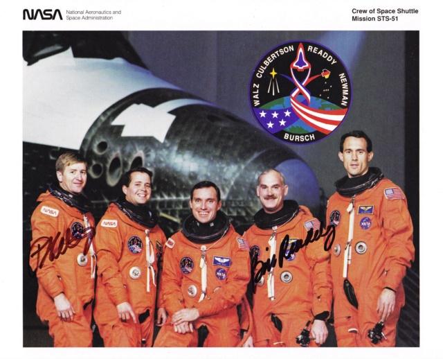 25ème anniversaire du lancement de la mission STS-51 Sts-5113