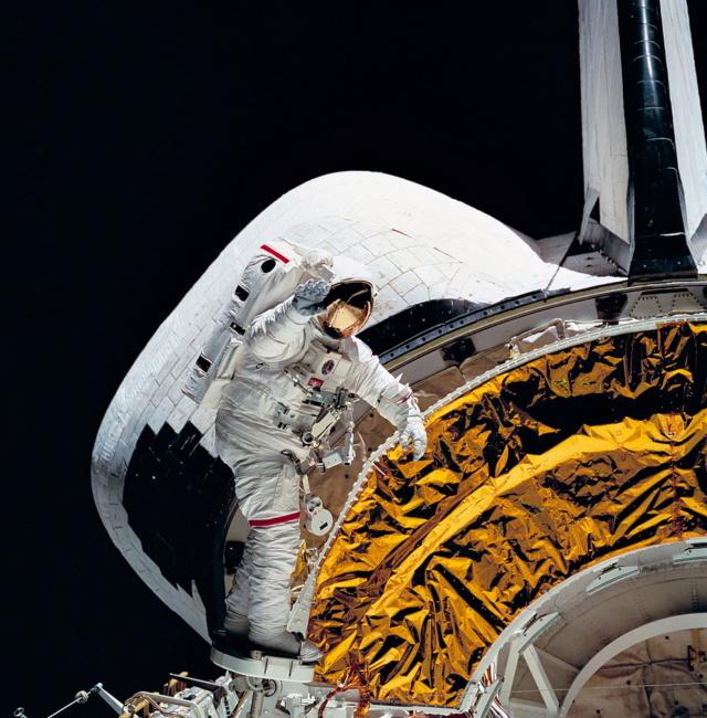 25ème anniversaire du lancement de la mission STS-51 Sts-5115