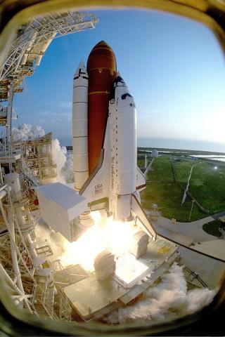 25ème anniversaire du lancement de la mission STS-51 Sts-5116