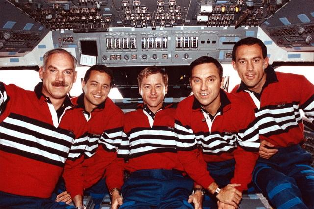 25ème anniversaire du lancement de la mission STS-51 Sts-5118