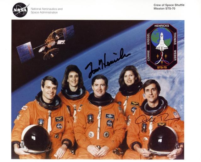STS-70 / 20ème anniversaire Sts-7010