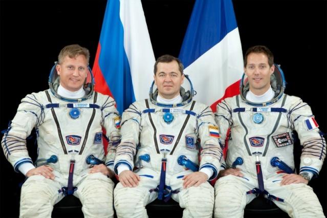 Mogensen - Mission spatiale pour Andreas Mogensen en 2015 - Soyouz TMA-18M IrISS (annulation Sarah Brightman) Tma-1810