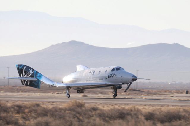 [SpaceShipTwo] 4ème vol motorisé - Et premier vol spatial peut-être pour aujourd'hui ??? 13 décembre 2018 Virgin10
