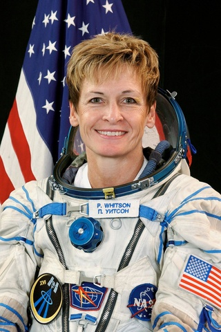 L'astronaute Peggy Whitson prend sa retraite Whitso11