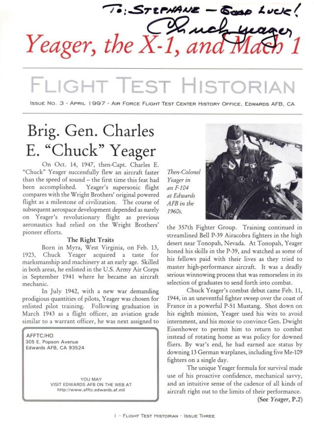 Un Jour - Un Objet Spatial - Page 6 Yeager12