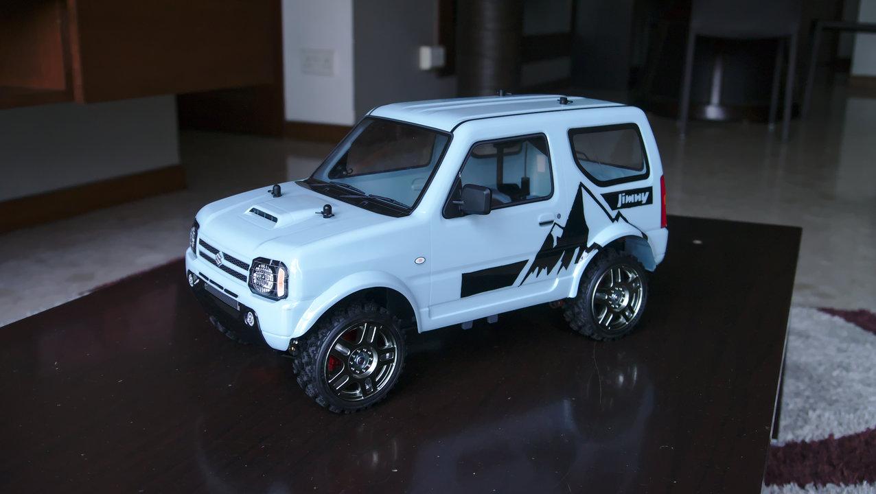 tamiya - LaneBoysRC's Tamiya MF01X Suzuki Jimny P1110110