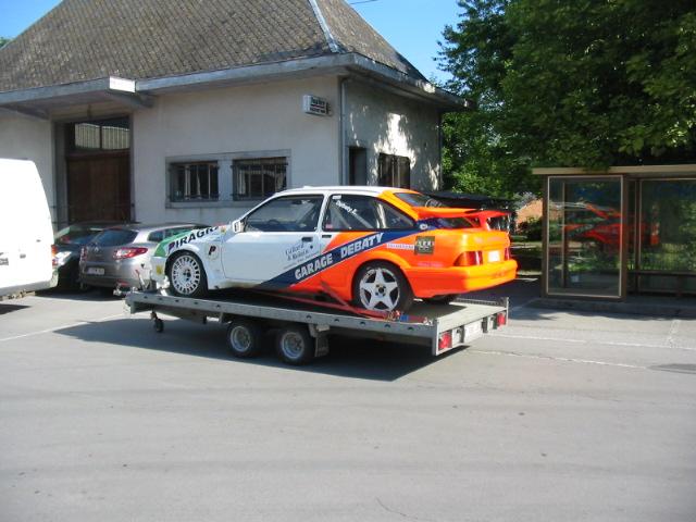 2ème ROC Rallye à Rochefort 00412