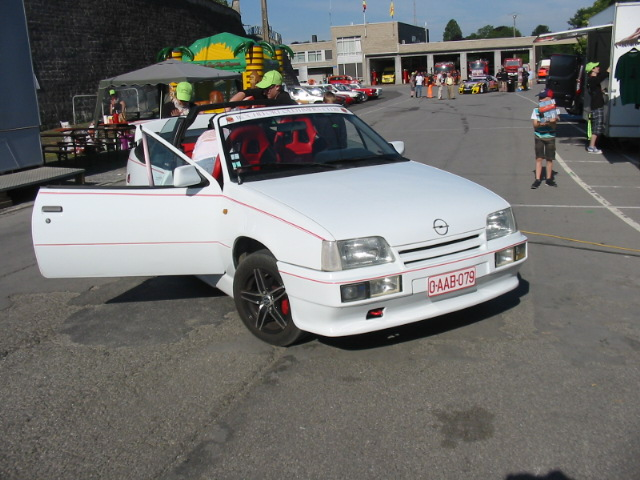 2ème ROC Rallye à Rochefort 01510