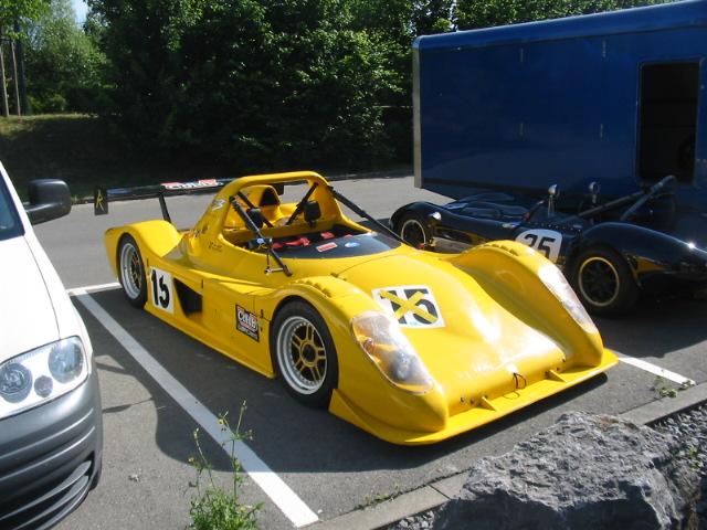 2ème ROC Rallye à Rochefort 03410