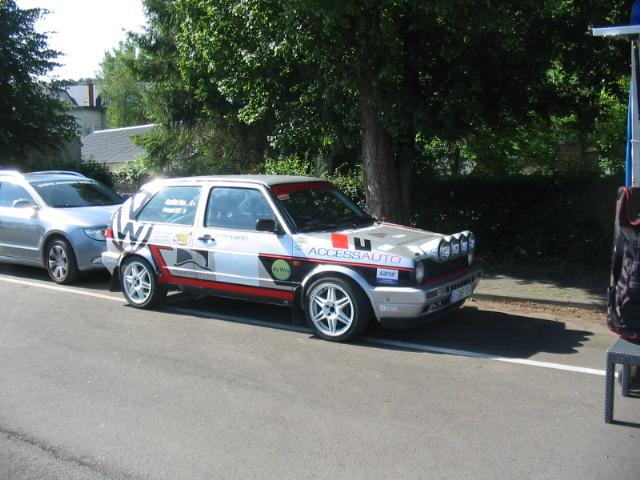 2ème ROC Rallye à Rochefort 03510