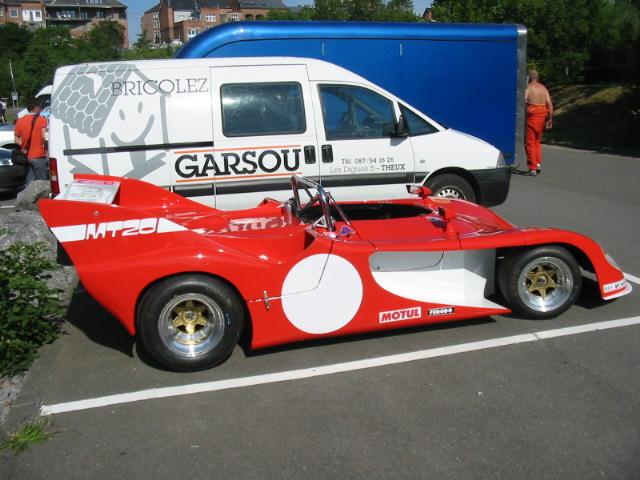 2ème ROC Rallye à Rochefort 03710