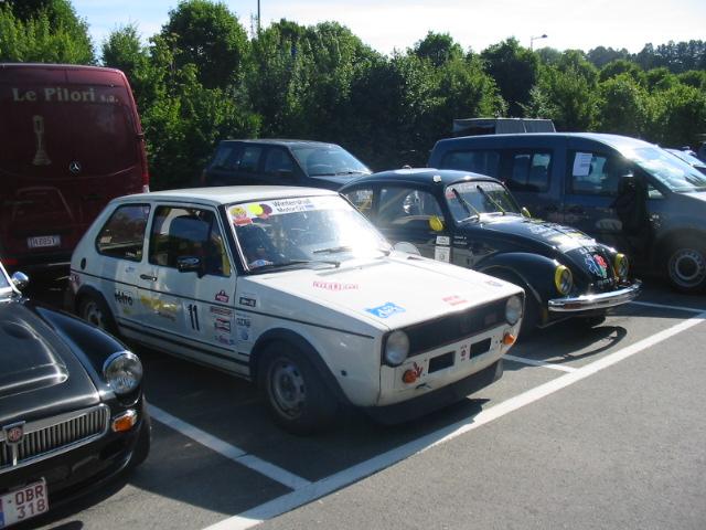 2ème ROC Rallye à Rochefort 04210