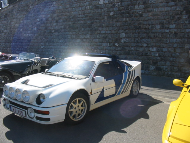 2ème ROC Rallye à Rochefort 06010