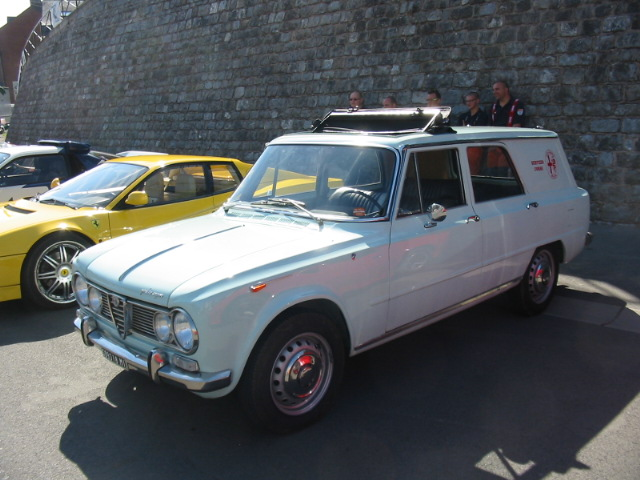2ème ROC Rallye à Rochefort 06210