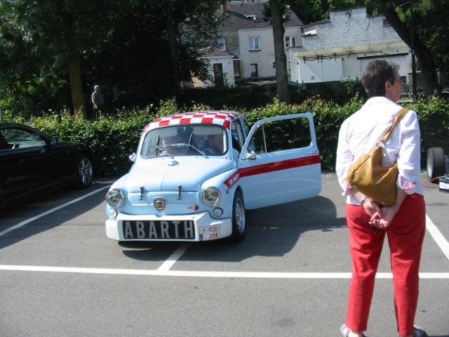 2ème ROC Rallye à Rochefort 06710