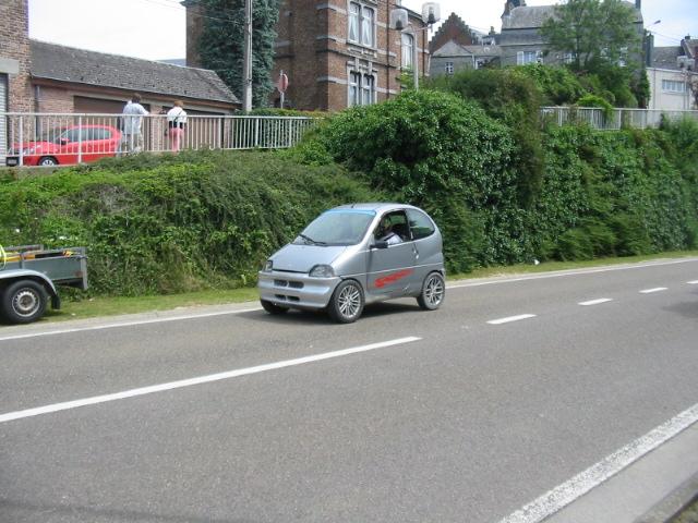 2ème ROC Rallye à Rochefort 08510