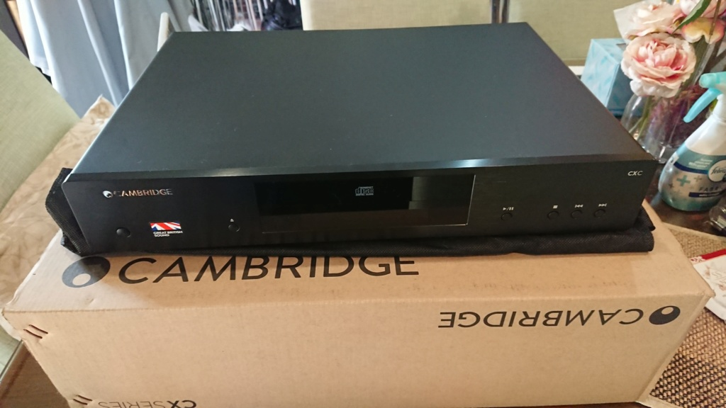 Cambridge Audio CXC Transport Dsc_0510