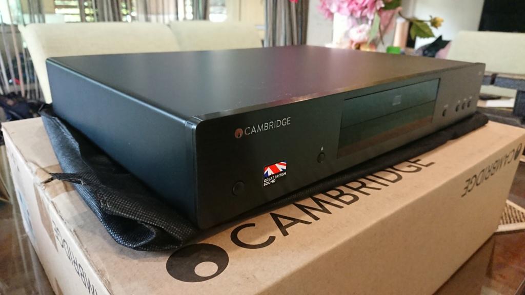 Cambridge Audio CXC Transport Dsc_0511