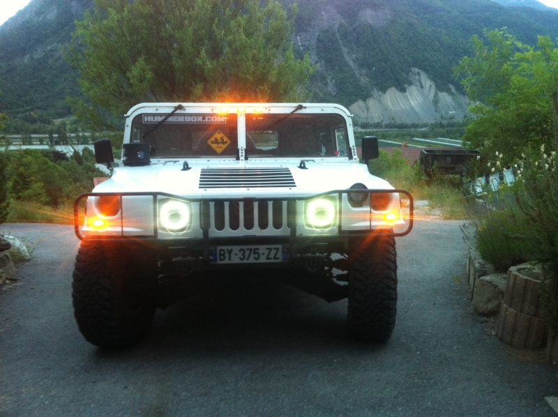 AM General HUMMER H1 de 1992 Limited Edition H1_ave10
