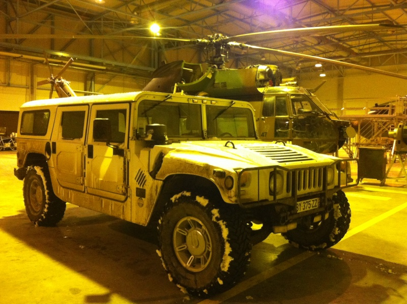AM General HUMMER H1 de 1992 Limited Edition Img_0110