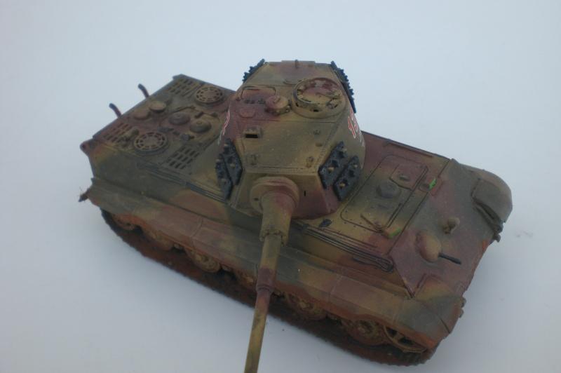 Es ist kein Mensch, es ist kein Tier. Es ist ein deutscher Panzergrenadier!  Cimg4722