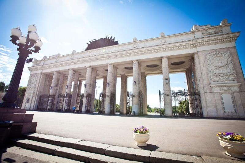 В День города Парк Горького превратится в квартиру B6e8af10
