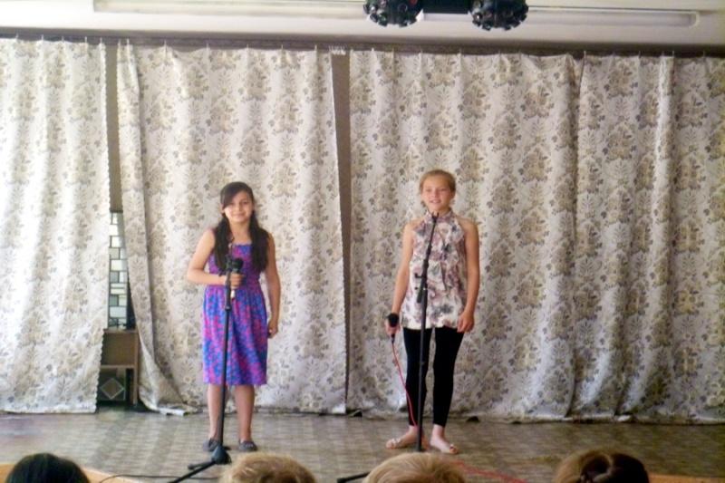 День защиты детей отметили в Райсемёновском ЦСДК  Rodny012