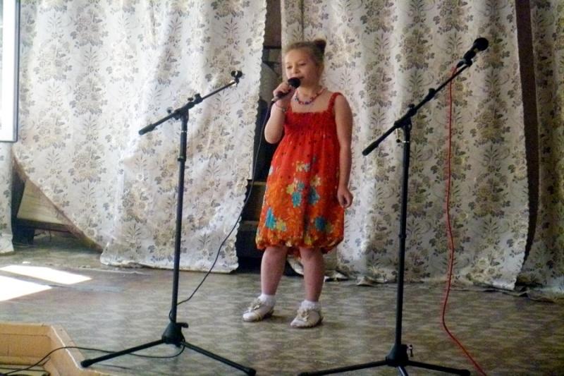 День защиты детей отметили в Райсемёновском ЦСДК  Rodny013