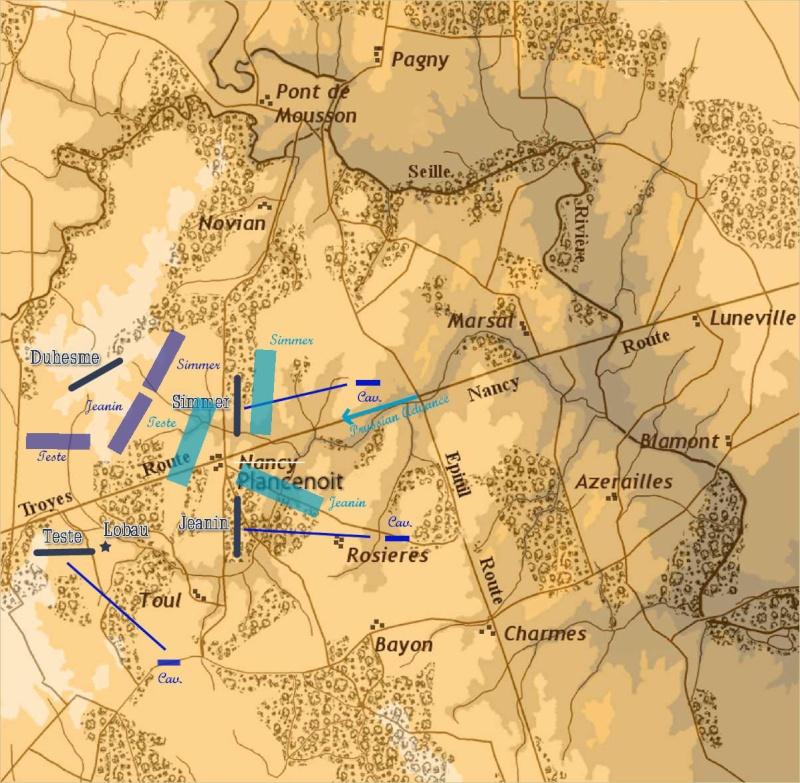 SoWWL Battle Sunday, August 9 20:00 BST: Plancenoit2/Lobau's Decision - Page 2 Plance10