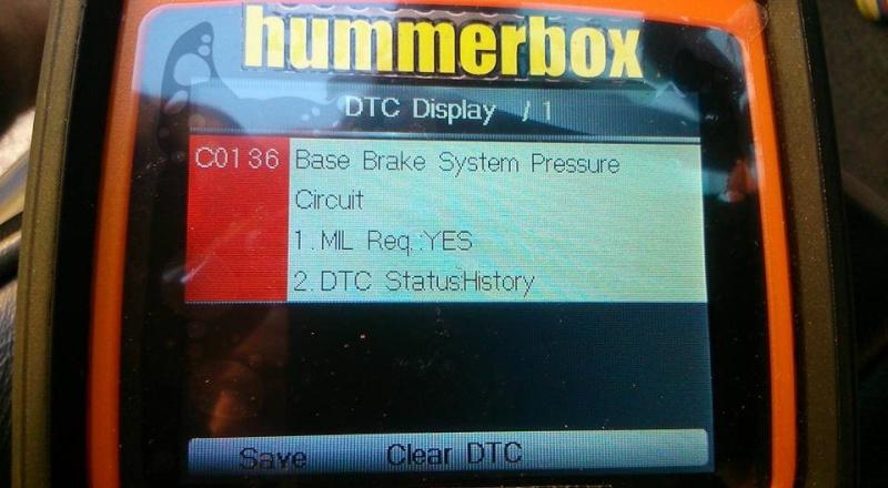 Nouveauté dans le Club Hummerbox ; Valise Hummerbox à dispo pour tout les Hummeristes afin de lire tout les codes erreurs de vôtre Hummer. 11011210