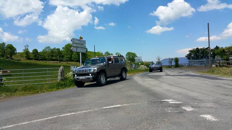 Grizou est arrivé ; Hummer H2 luxury greystone & sedona - Page 5 11401010