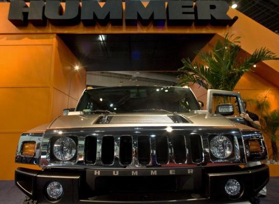 Risque d'incendie : General Motors rappelle 200 000 Hummer ! 49310510