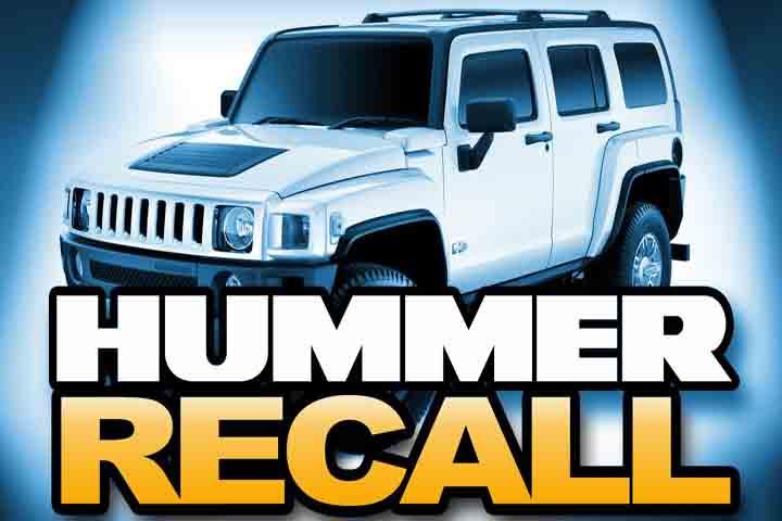 Risque d'incendie : General Motors rappelle 200 000 Hummer ! 82604910