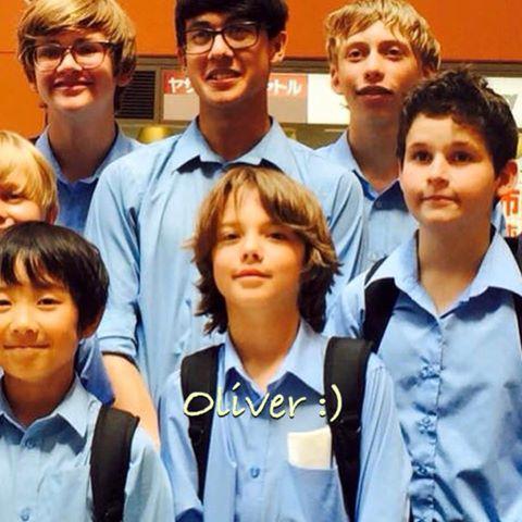 Concert aux Universal Studios d'Osaka (Japon) le 5 août 2015 Oliver10
