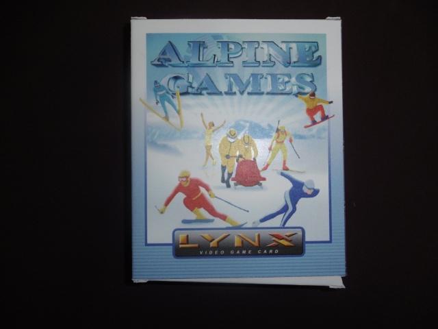 [Lynx] Alpine Games P1000613
