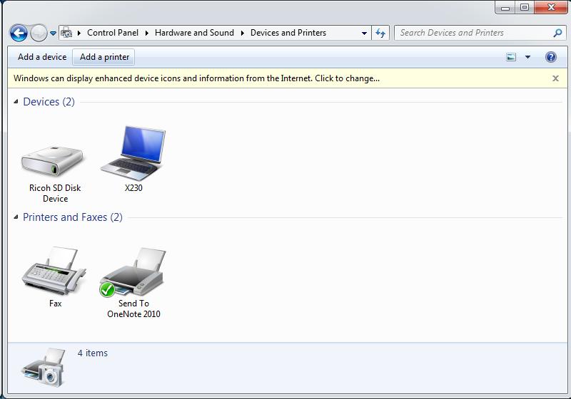 Cài đặt HP LaserJet P1102w để in qua mạng không dây Screen28