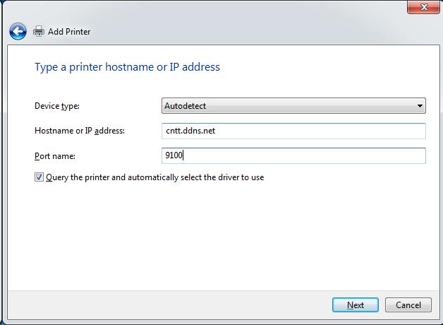 Cài đặt HP LaserJet P1102w để in qua mạng không dây Screen32