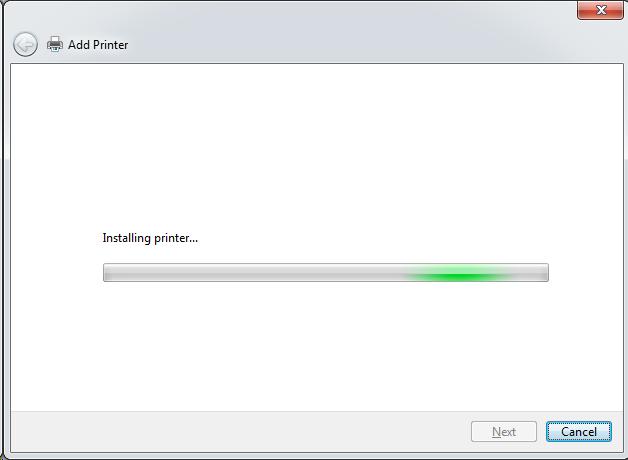 Cài đặt HP LaserJet P1102w để in qua mạng không dây Screen46