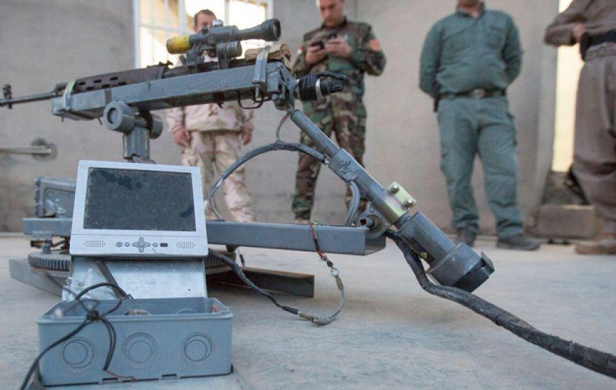 """IS: """"Nhà nước Hồi giáo"""" tự xưng - Page 7 Sniper10"""