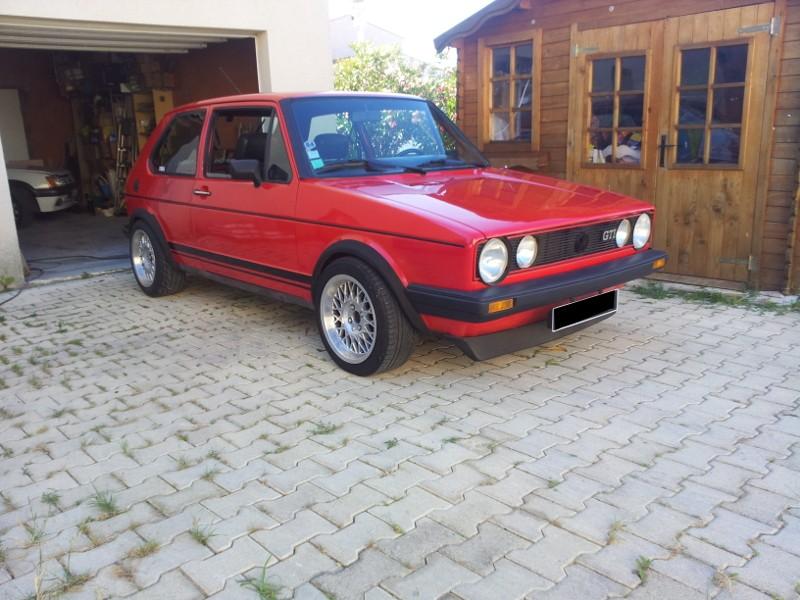 [Alain 13]  205 GTI 1L9 - 1900 - Blanc Meije - 1988 - Page 8 Golf_110