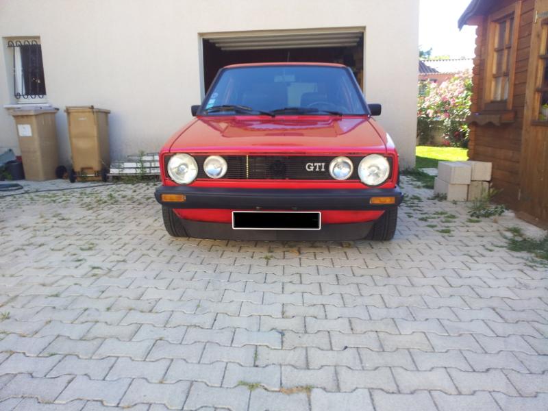 [Alain 13]  205 GTI 1L9 - 1900 - Blanc Meije - 1988 - Page 8 Golf_111