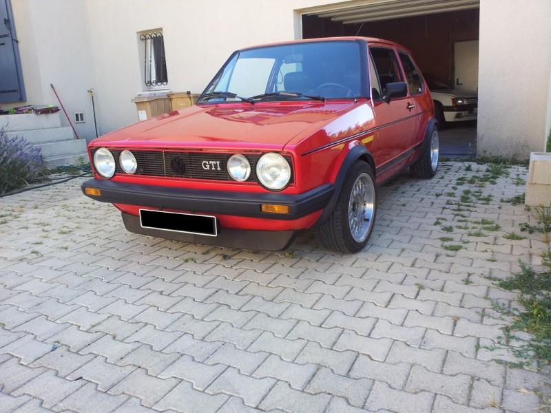 [Alain 13]  205 GTI 1L9 - 1900 - Blanc Meije - 1988 - Page 8 Golf_112